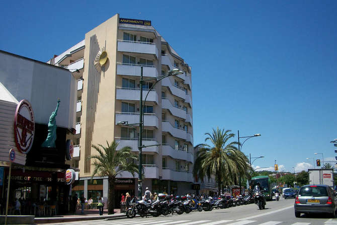 Appartementen Sun & Moon Lloret de Mar