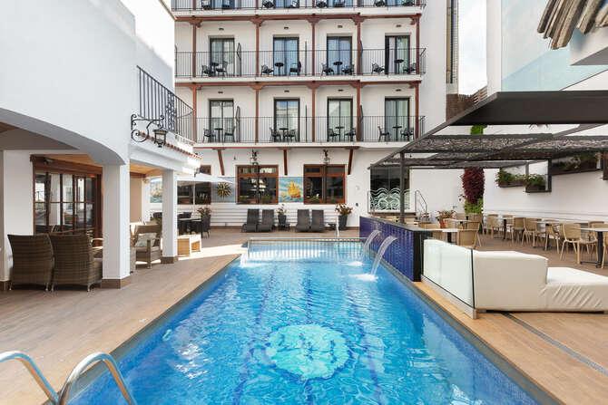 Hotel & Appartementen Neptuno Calella