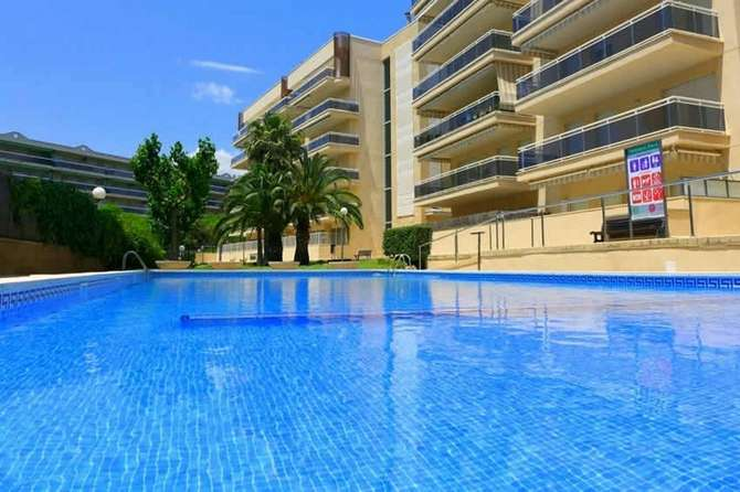 Appartementen Ventura Village Park Salou