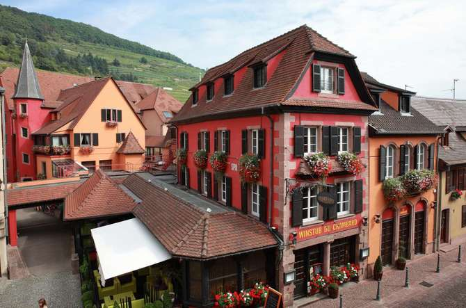 Hotel Le Chambard Kaysersberg