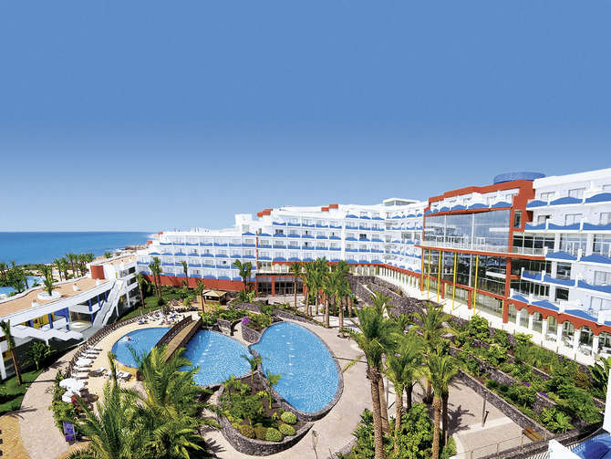 R2 Pajara Beach Hotel & Spa Wellness Costa Calma