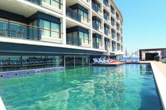 Hotel Cap Roig l'Ametlla de Mar