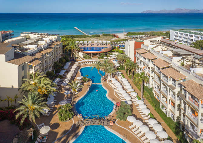 Hotel Zafiro Bahia Playa de Muro
