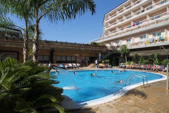 Hotel Rosamar & Spa Lloret de Mar