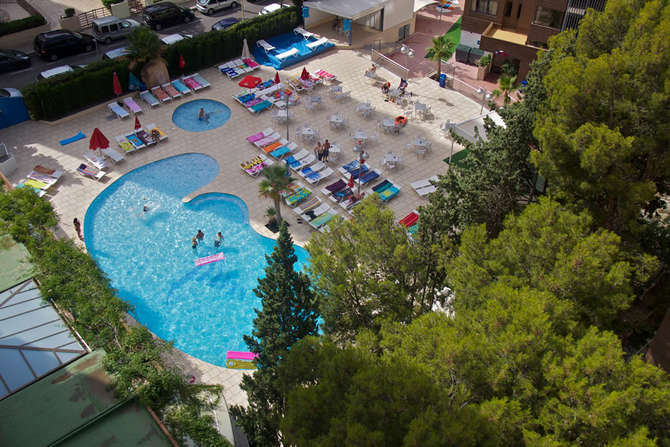 Aparthotel Levante Club Benidorm