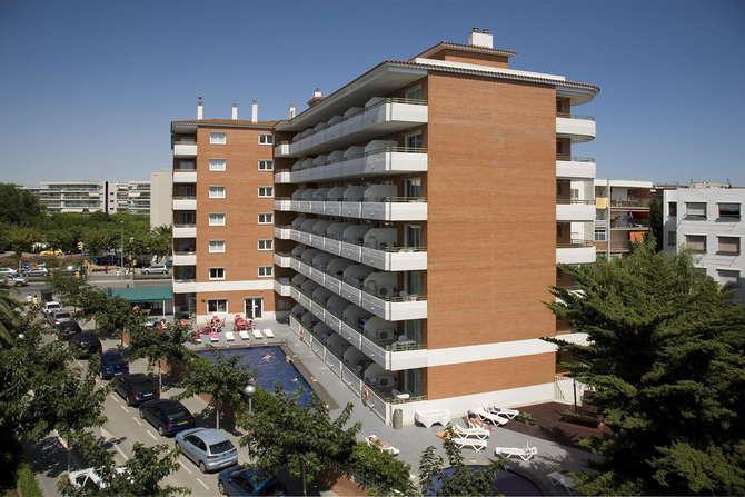 Appartementen Les Dalies Salou