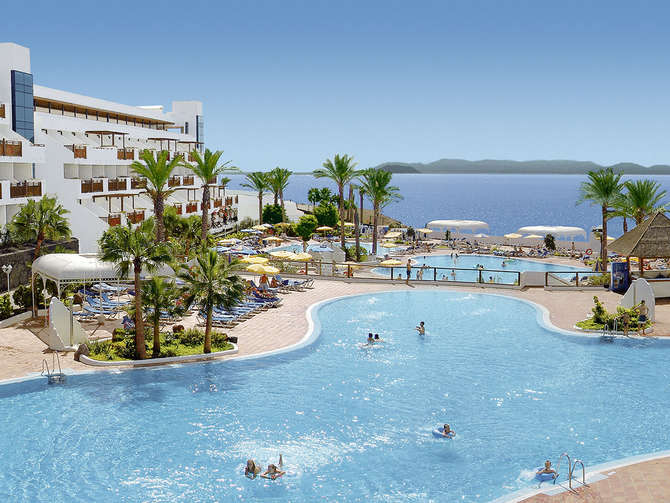 Sandos Papagayo Beach Resort Playa Blanca