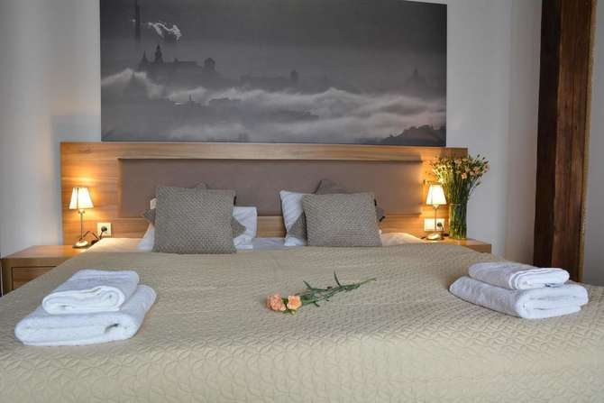 Hotel Pergamin Krakau