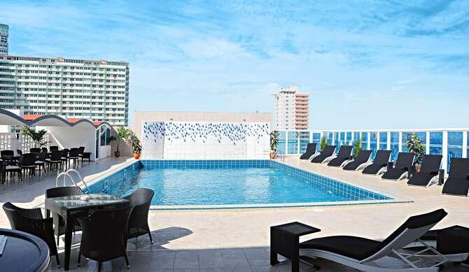Hotel NH Capri La Habana, 6 dagen