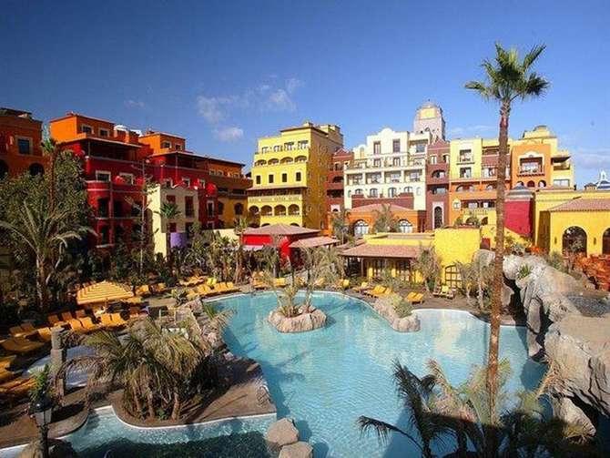 Hotel Europe Villa Cortes Playa de las Américas