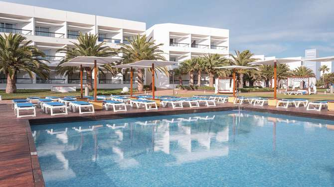 Grand Palladium Palace Ibiza Resort & Spa Playa d'en Bossa