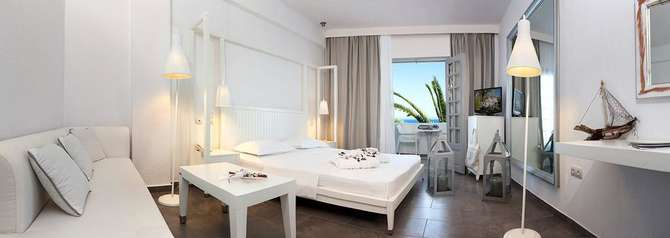 White Suites Resort Kallithea