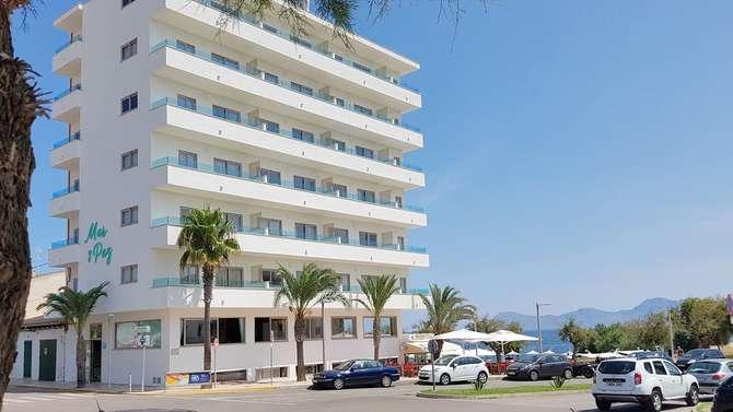 Appartementen Stil Mar y Paz Ca'n Picafort