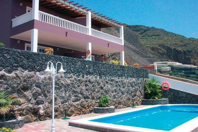 Sol y Mar Appartementen Puerto Naos