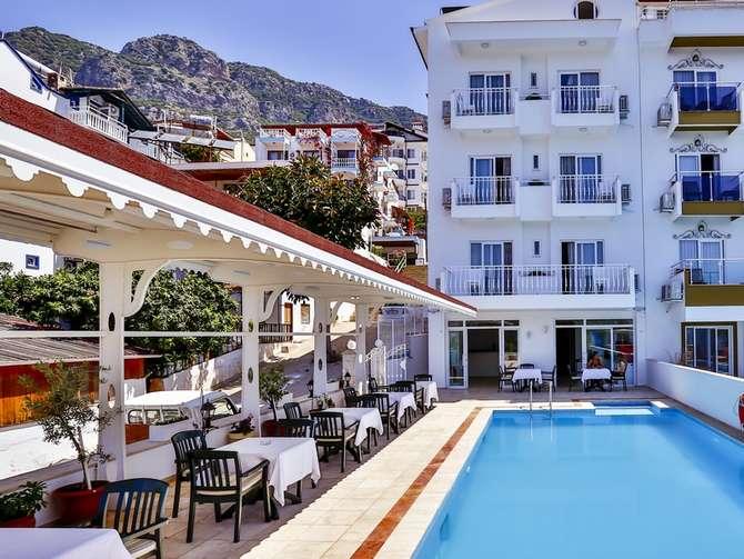 Hotel Linda Beach Kas