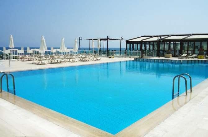 Ada Beach Hotel Karavas
