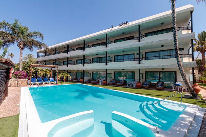 Appartementen Nogal Playa del Inglés