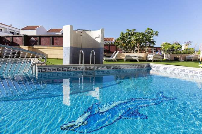 Hotel Villa de Adeje Beach Costa Adeje