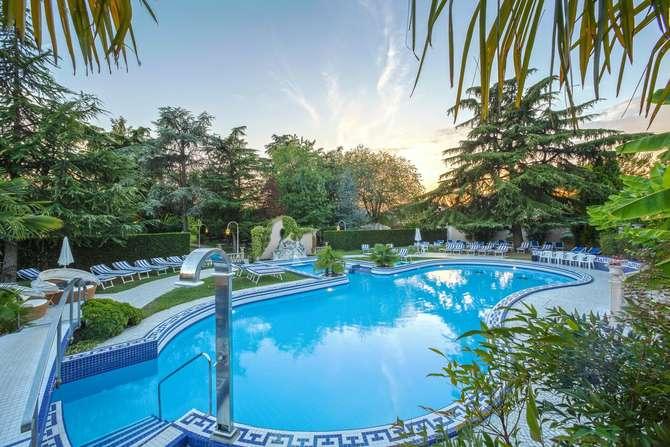 Hotel Abano Ritz Abano Terme