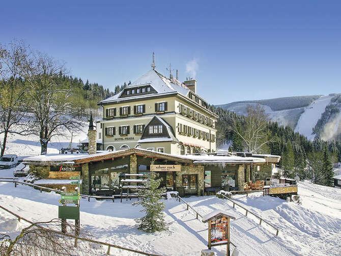 Hotel Praha Špindlerův Mlýn