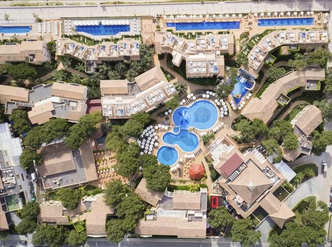 Hotel Zafiro Cala Mesquida Cala Mesquida