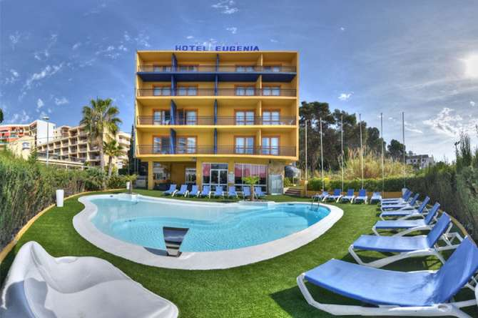 Hotel Santa Cristina Lloret de Mar