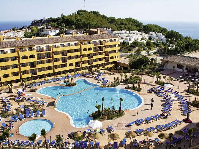Hotel Best Alcazar Almuñécar