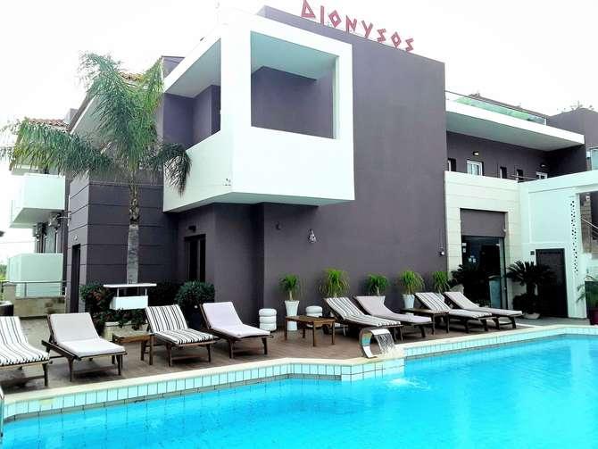 Hotel Dionysos Malia