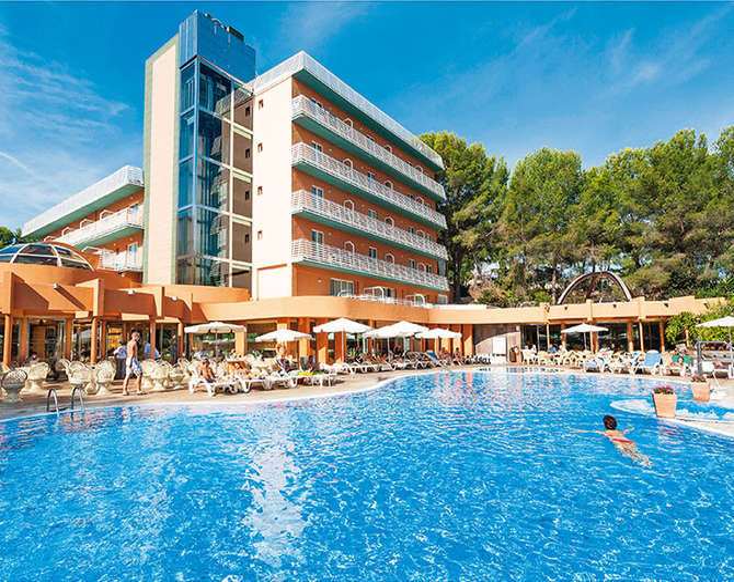 Allsun Hotel Palmira Paradise Paguera