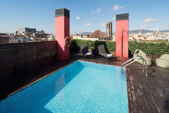 Hotel Catalonia Avinyo Barcelona