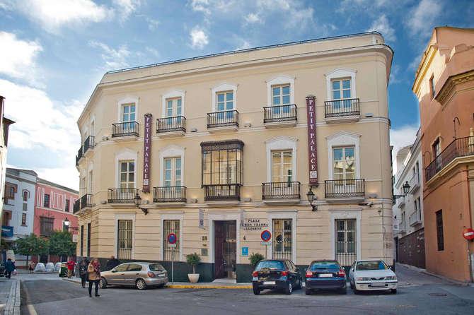 Petit Palace Santa Cruz Hotel Sevilla