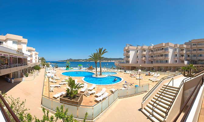 Appartementen Playa Bella Sant Antoni de Portmany