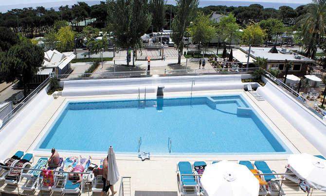 Appartementen Odissea Park Santa Susanna