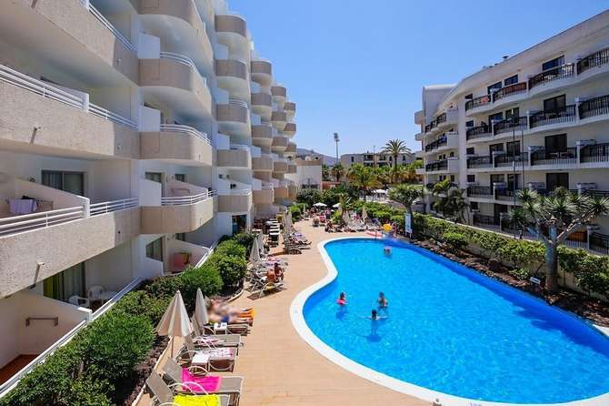 Appartementen Coral California Playa de las Américas