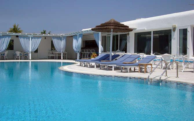 Giannoulaki Hotel Mykonos-Stad