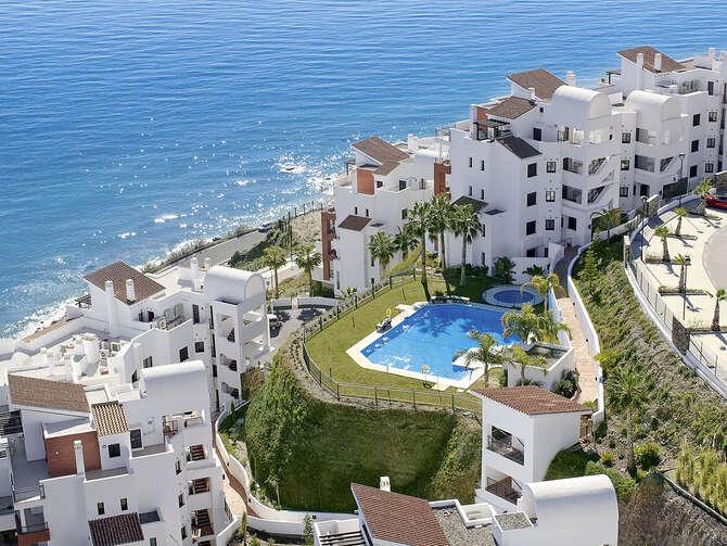 Appartementen Fuerte Calaceite Torrox Costa