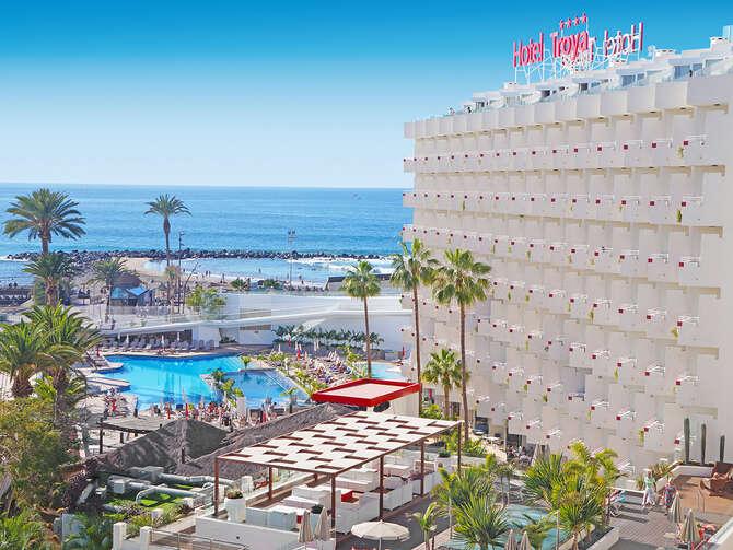 Hotel Troya Tenerife Playa de las Américas
