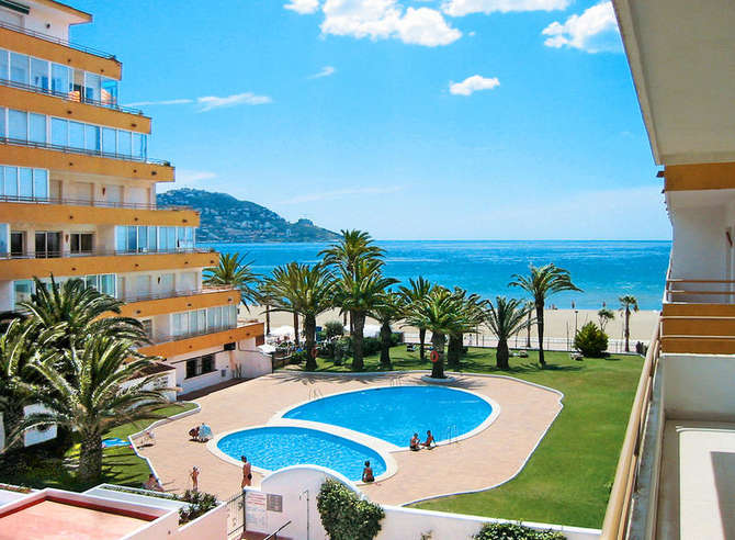 Appartementen Holiday Center Santa Margarida