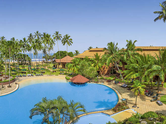 Royal Palms Beach Resort Kalutara