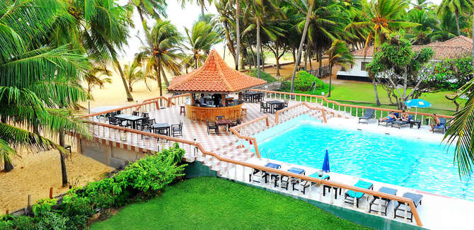 Golden Star Beach Hotel Negombo