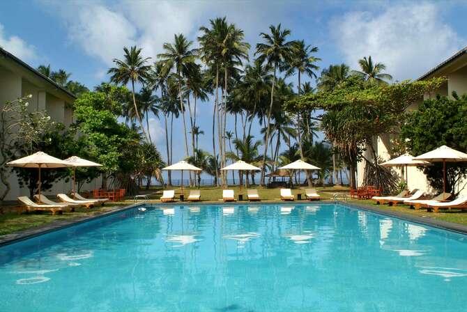 Mermaid Hotel Maha Waskaduwa
