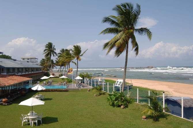 Coral Sands Hotel Hikkaduwa