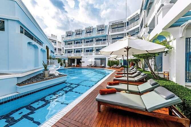 Andaman Seaview Hotel Karon Beach