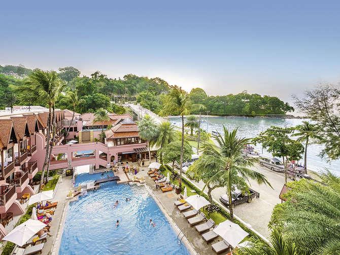 Seaview Patong Hotel Patong Beach