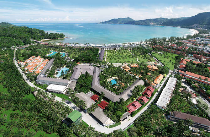 Duangjitt Resort & Spa Patong Beach