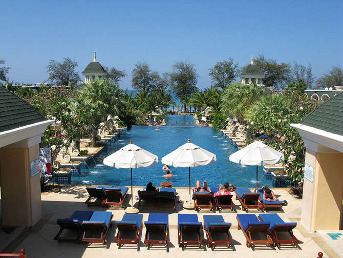 Phuket Graceland Resort & Spa Ban Patong