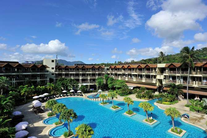 Merlin Phuket Hotels & Resort Patong Beach