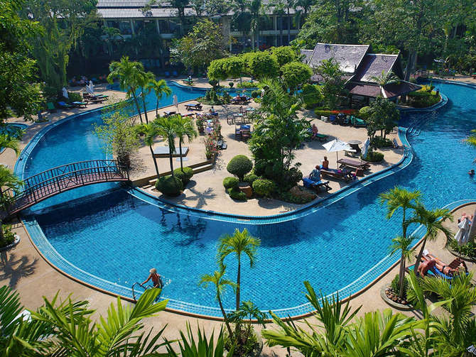 The Green Park Resort Pattaya