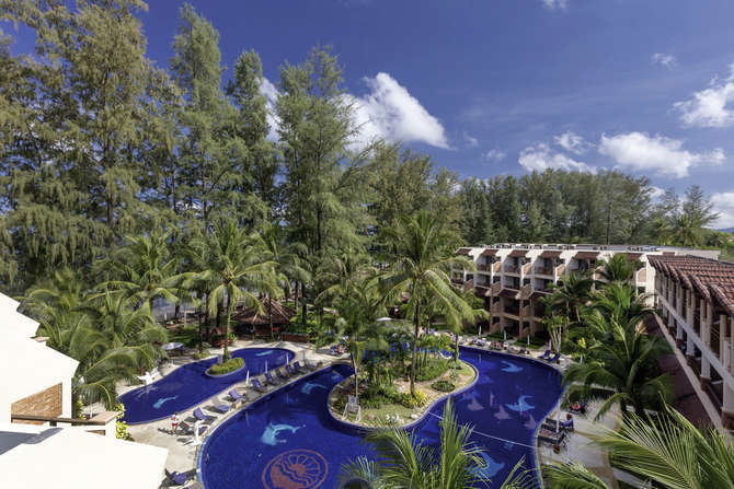 Best Western Premier Bangtao Beach Resort & Spa Bang Tao Beach