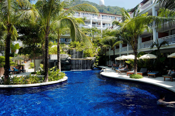 Sunset Beach Resort Ban Patong